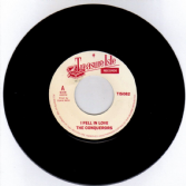 The Conquerors - I Fell In Love / Lonely Street (Treasure Isle) UK 7""